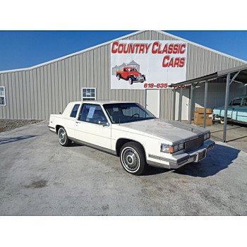 1986 Cadillac De Ville for sale 100927331